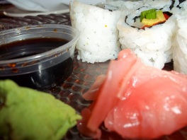 BROTHERS LOUNGE - EVERY TUESDAY FROM 5 PM - 10 PM SUSHI MENU - VEGAN OPTION