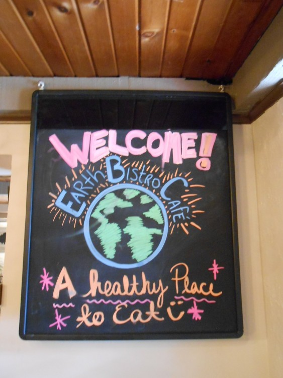EARTH BISTRO CAFE