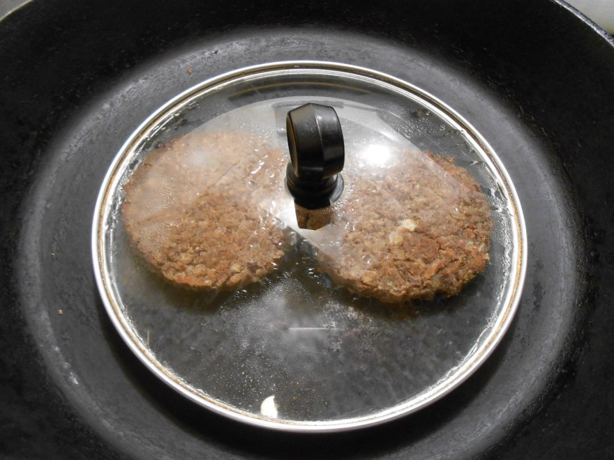 DRY-FRY LID-TO-SKILLET METHOD