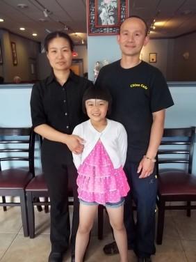CHINA CAFE FAMILY PORTRAIT 1