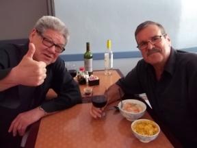 CHINA CAFE STEVE AND JOE