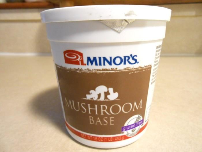 MINOR'S MUSHROOM BASE
