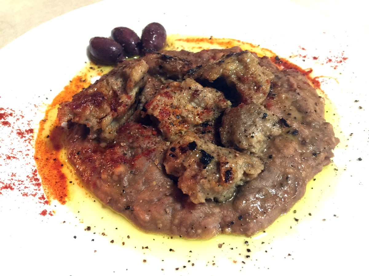RECIPE FROM SANTIAGO REFRIED BEANS - Edited