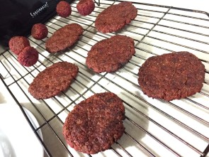 BLOOD RED SAUSAGE BAKED