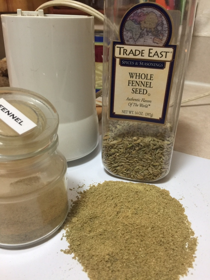 FENNEL SEED – the perfect plant meatspice