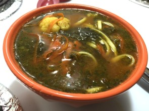 HOT AND SOUR SOUP 2