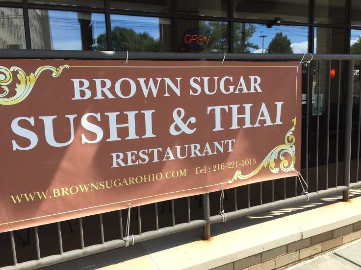 BROWN SUGAR SUSHI & THAI RESTAURANT 1