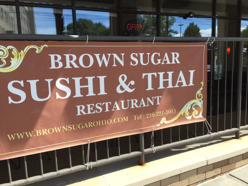 BROWN SUGAR SUSHI & THAI RESTAURANT 1