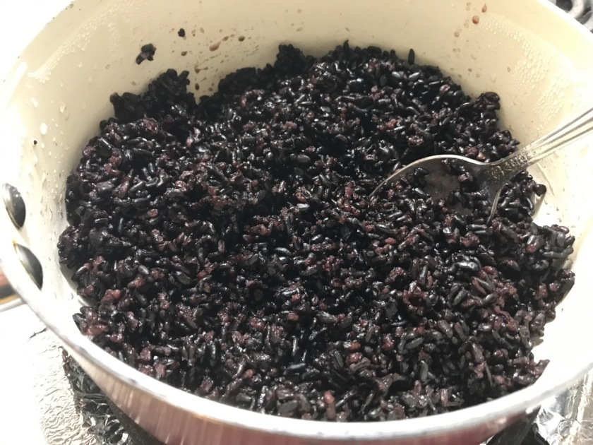 FORBIDDEN BLACK RICE 3
