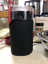 BODUM COFFEE GRINDER 1