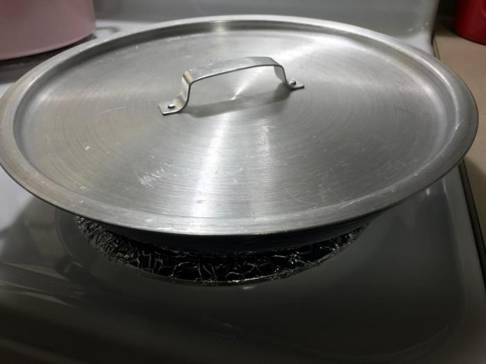 LID TO PAN GRILLED CHEESE MELT 3