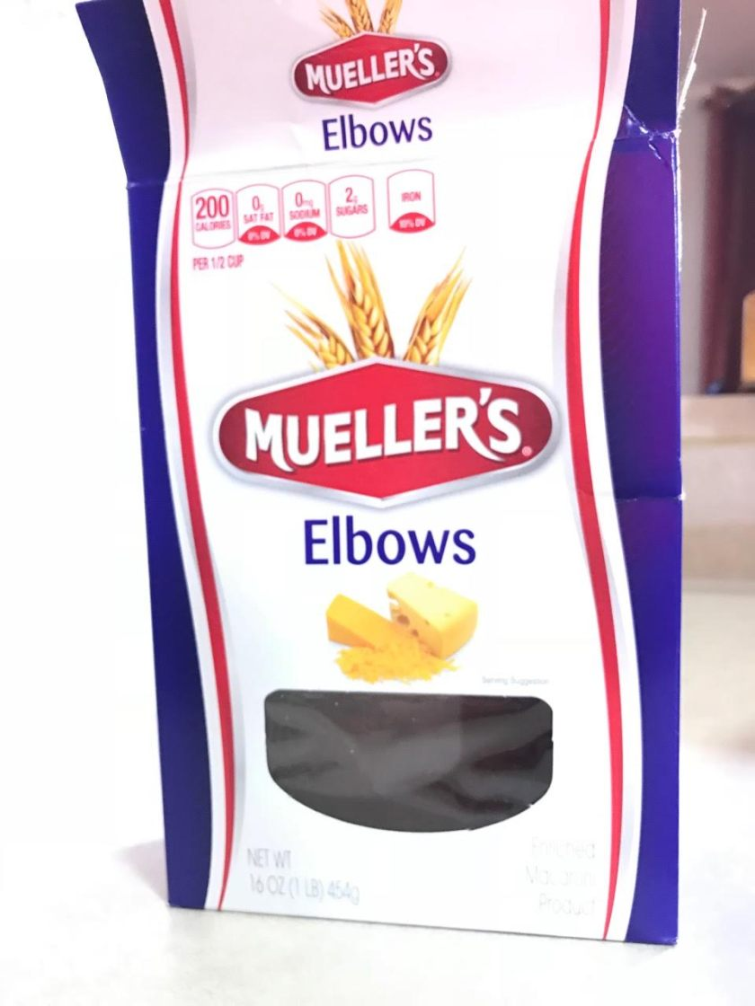 MUELLER'S MACARONI