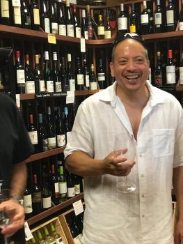 WINE TASTING at our favorite wine shop 12