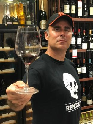 WINE TASTING at our favorite wine shop 18