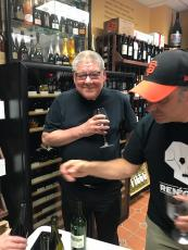 WINE TASTING at our favorite wine shop 24