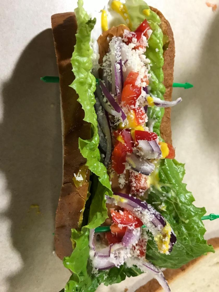 HEALTHY LETTUCE HOT DOG Yahoo : Inbox 1