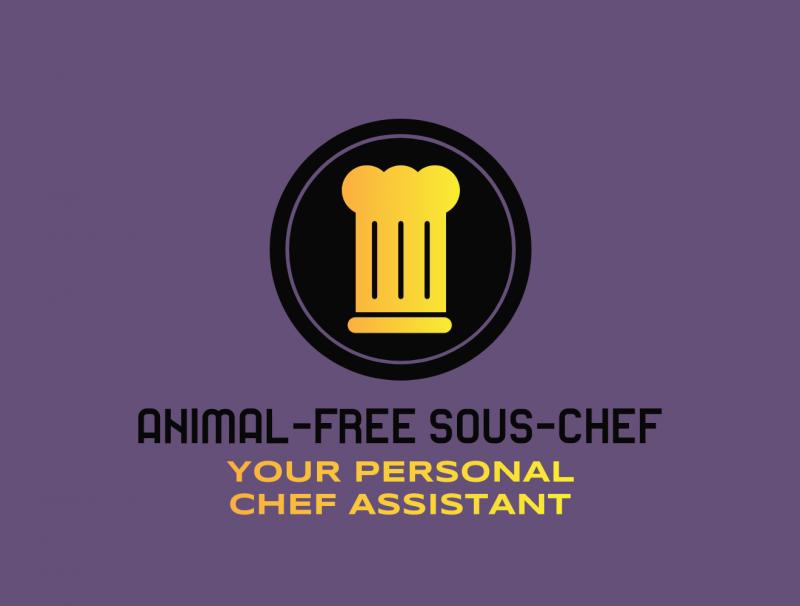 ANIMAL-FREE SOUS-CHEF