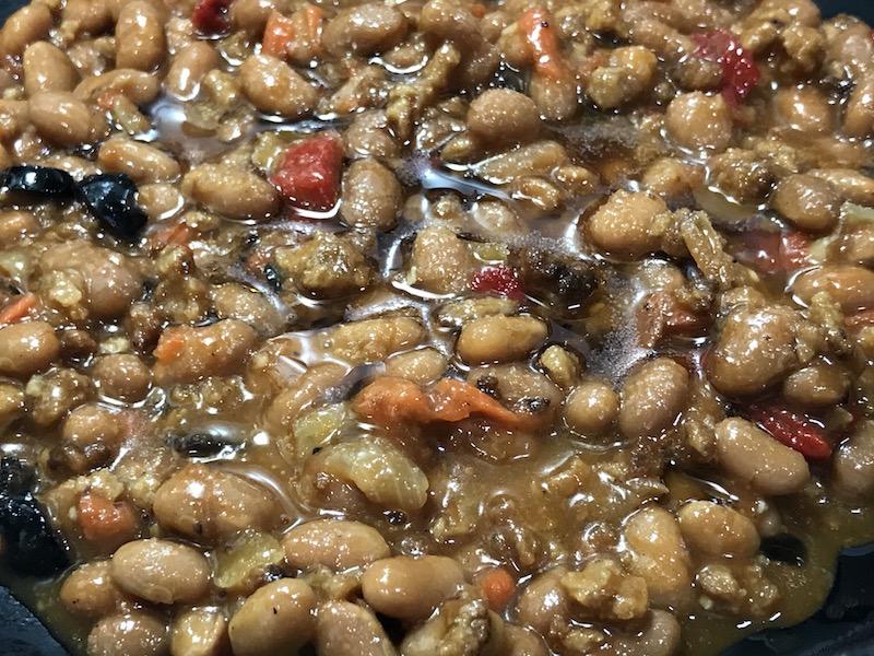 Sloppy Something Beans