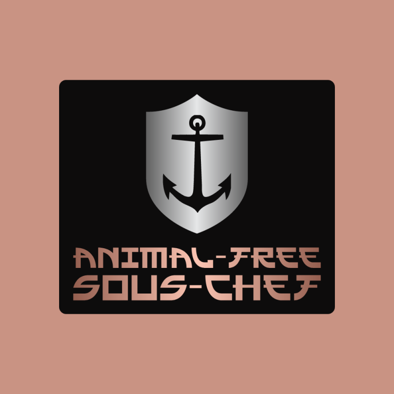 • ANIMAL-FREE SOUS-CHEF™ •