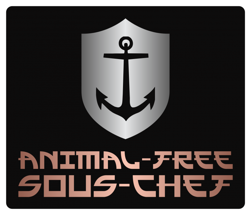•ANIMAL-FREE SOUS-CHEF™•