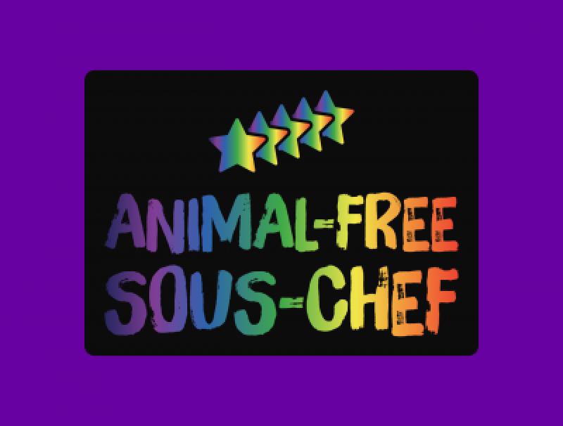 ANIMAL-FREE SOUS-CHEF™